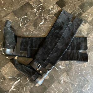🔥Final$$$Gianmarco Lorenzi gorgeous suede boots!
